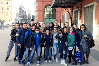 Noicattaro. Scuola Pascoli al Petruzzelli front
