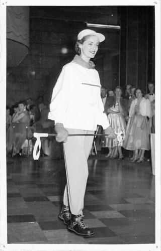 1950's Fashion Parade