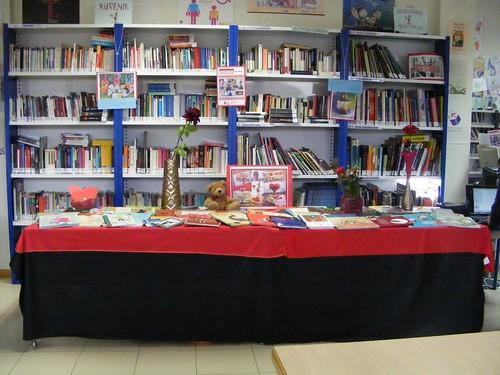 Visita do CEIP Laredo á Biblioteca de Chapela, 1