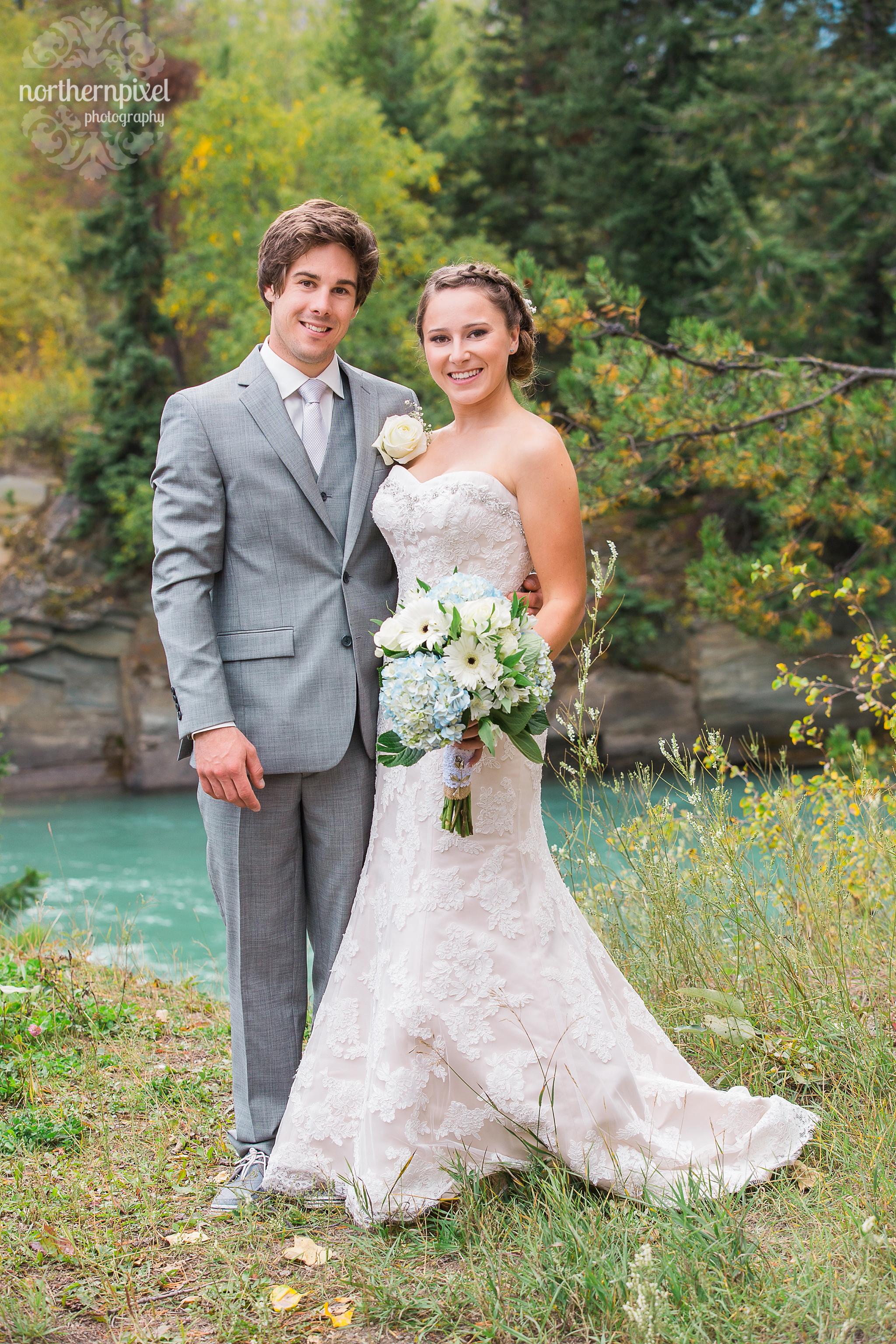 Wedding Photography - Tete Jaune BC
