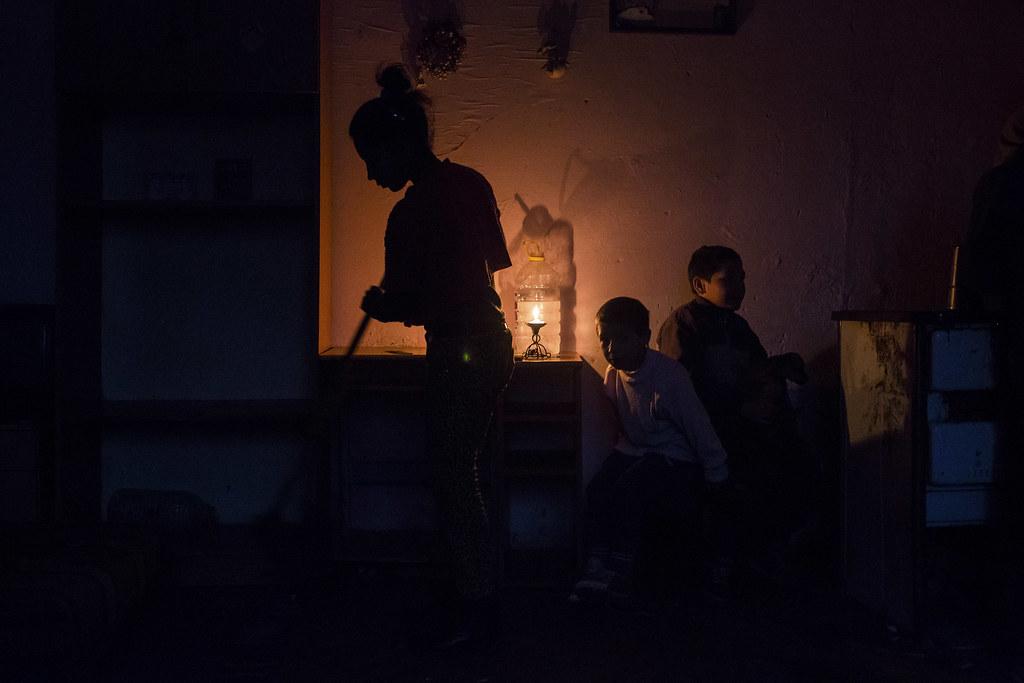 Még csak a hajnali fény szűrődik be, de Terike már kiadta az utasítást a takarításra | Fotó: Magócsi Márton