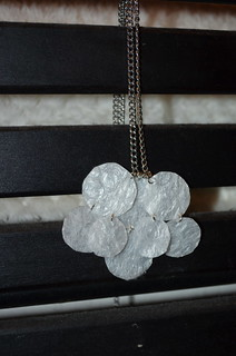 Bubblewrap necklace
