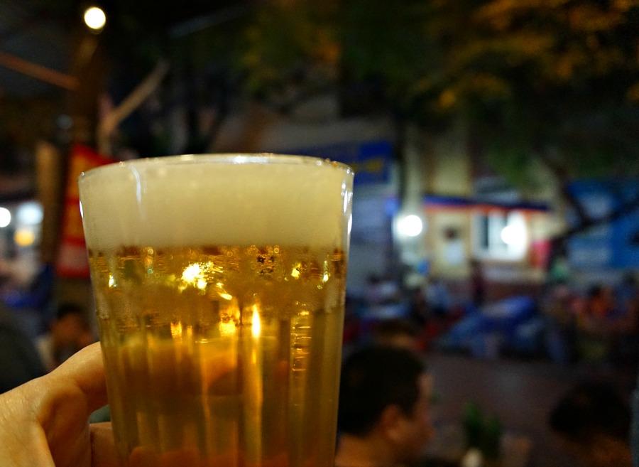 Hanoi Fresh Beer