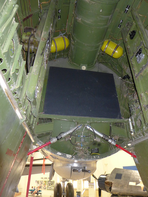 Bombenschacht: Boeing B-29 Superfortress