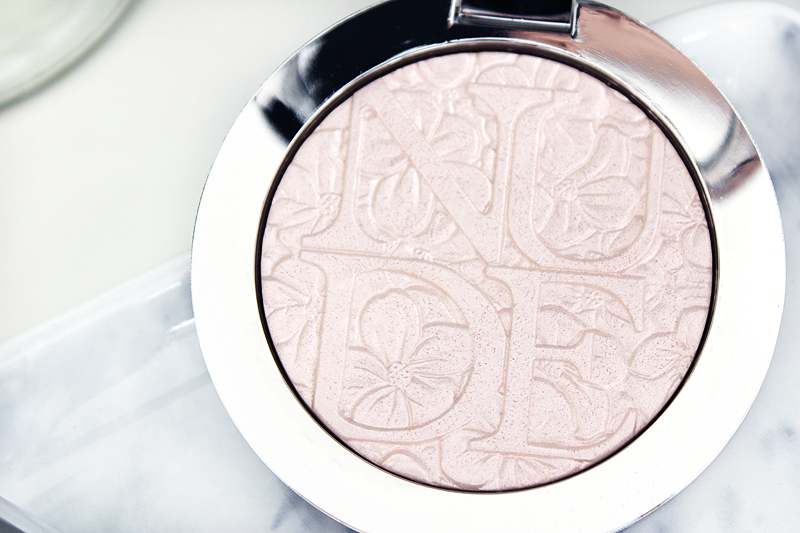 Dior Spring Highlighter Glowing Pink