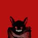 bat by Daniel Sake