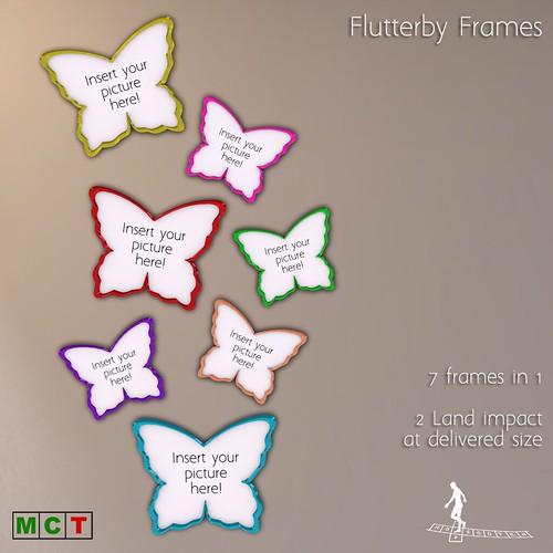 Flutterby Frames