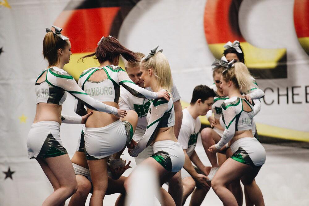 Cheerleading Regionalmeisterschaft Nord