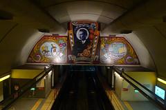 Buenos Aires - Subte arts