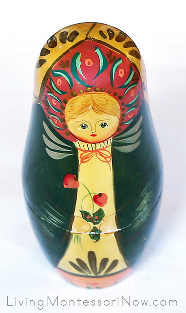 Russian Matryoshka Nesting Doll