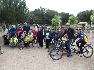 Ciclismo Abril 2014