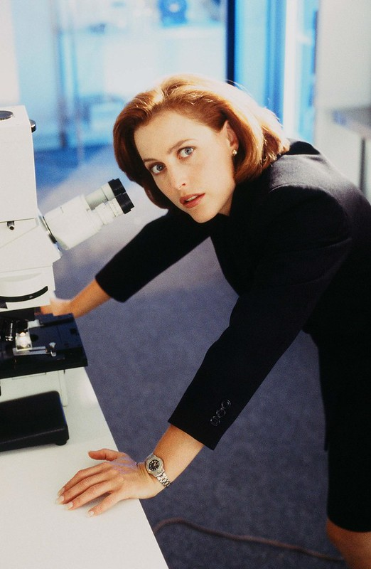 The X-Files -Scully