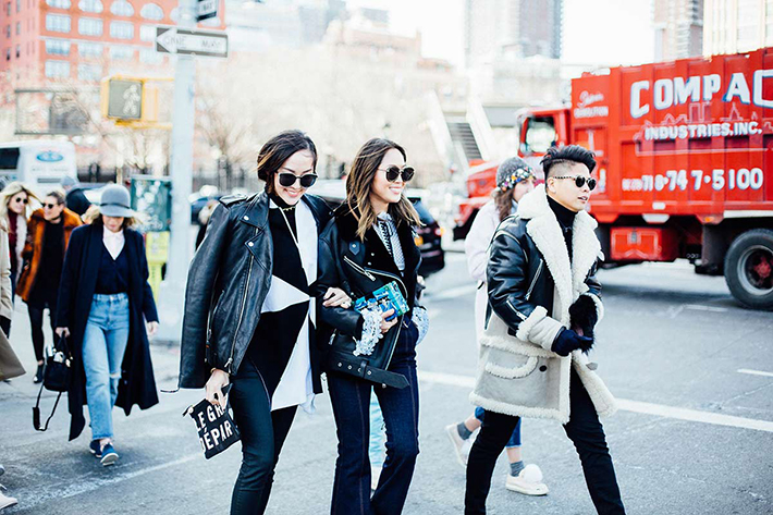 New York Fashion Week street style outfit fashion inspiration9