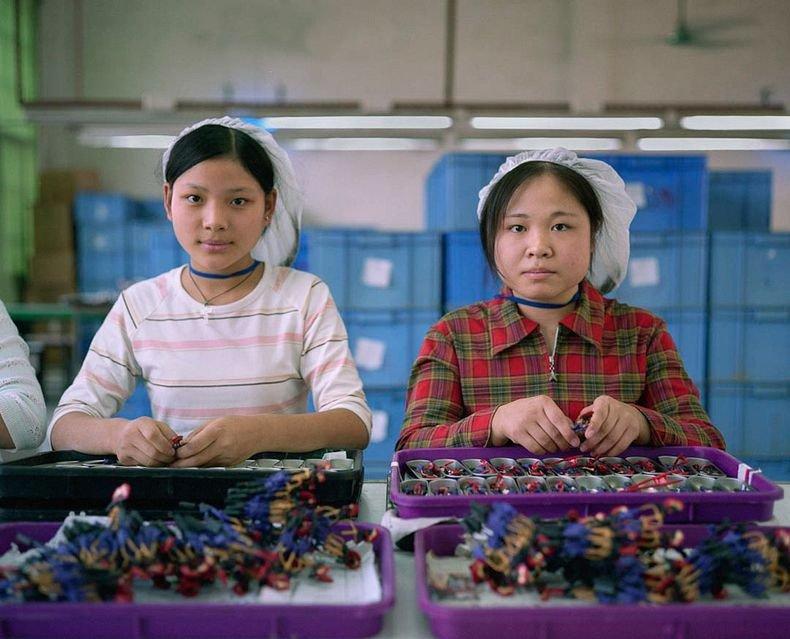 Toy Story︰中國女工與她所製作的玩具1