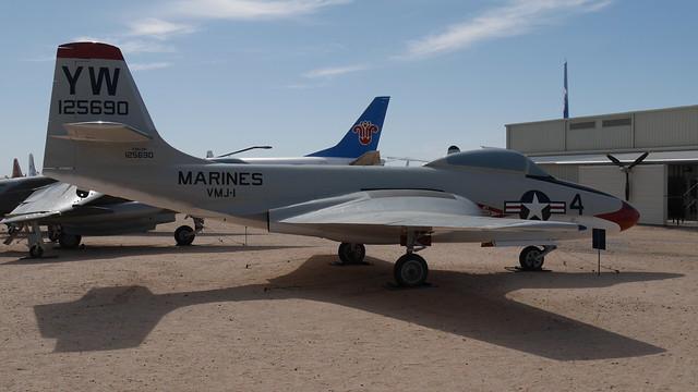 McDonnell F2H-2P Banshee