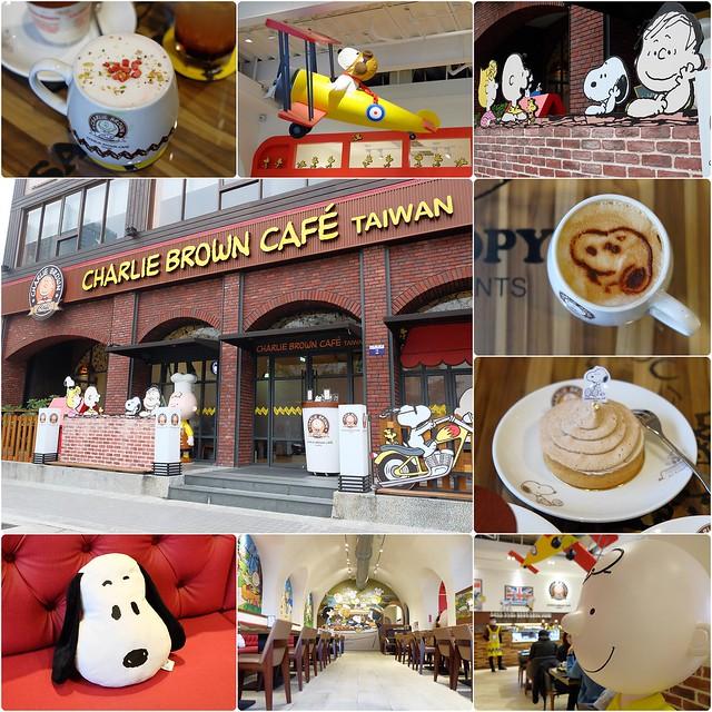 25149079339 d3dc836778 z - 【台中西屯】查理布朗咖啡.Charlie Brown Cafe:位於秋紅谷正對面鄰近朝馬車站,環境很漂亮也很好拍,餐點可愛觀賞性大於美味性