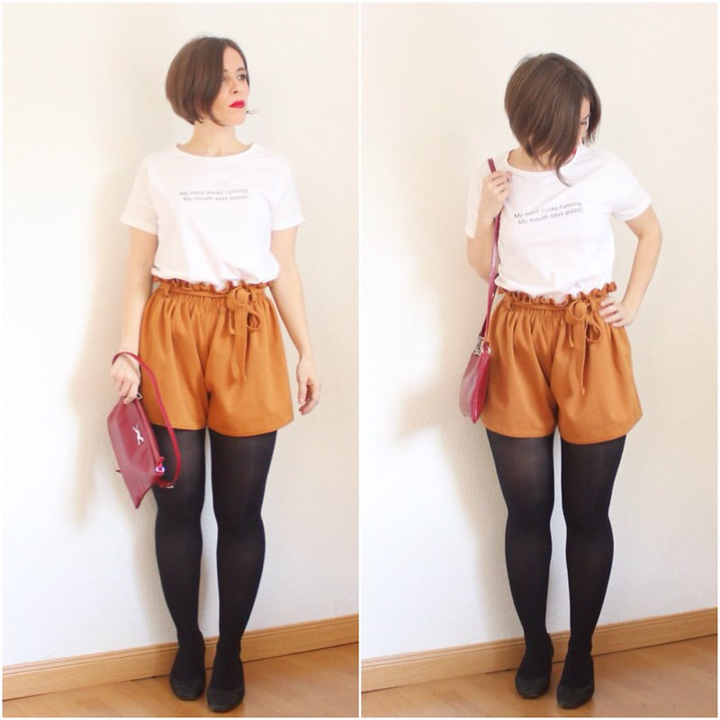 Outfit shein pull and bear