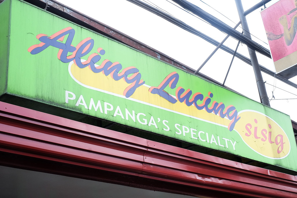 Good places to eat in manila: Aling Lucing