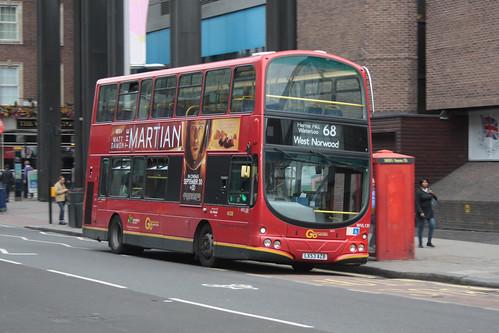 London Central WVL130 LX53AZB