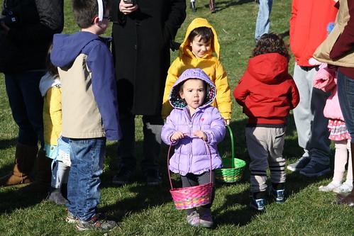 Easter Bunny & Egg Hunt 2016