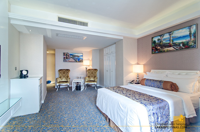 Metropole Hotel Macau European Deluxe