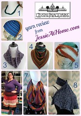 Crystal Palace Yarns review from Jessie At Home