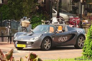 2009 Lotus Elise S Electric
