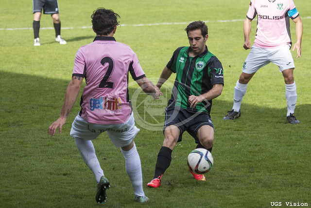 Sestao RC 1-1 CD Toledo