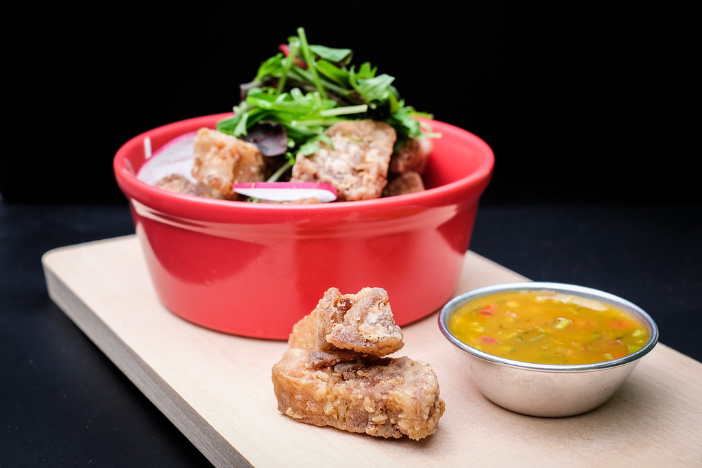 redpan: Pork Pops with Tangy Mango Sauce