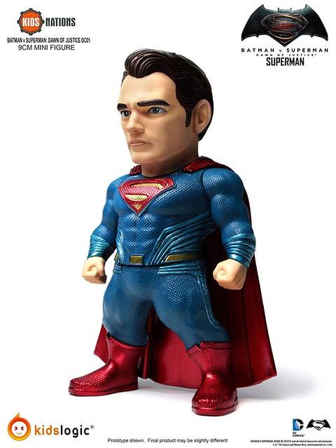 Kids Nations DC01《蝙蝠俠對超人:正義曙光》套裝組