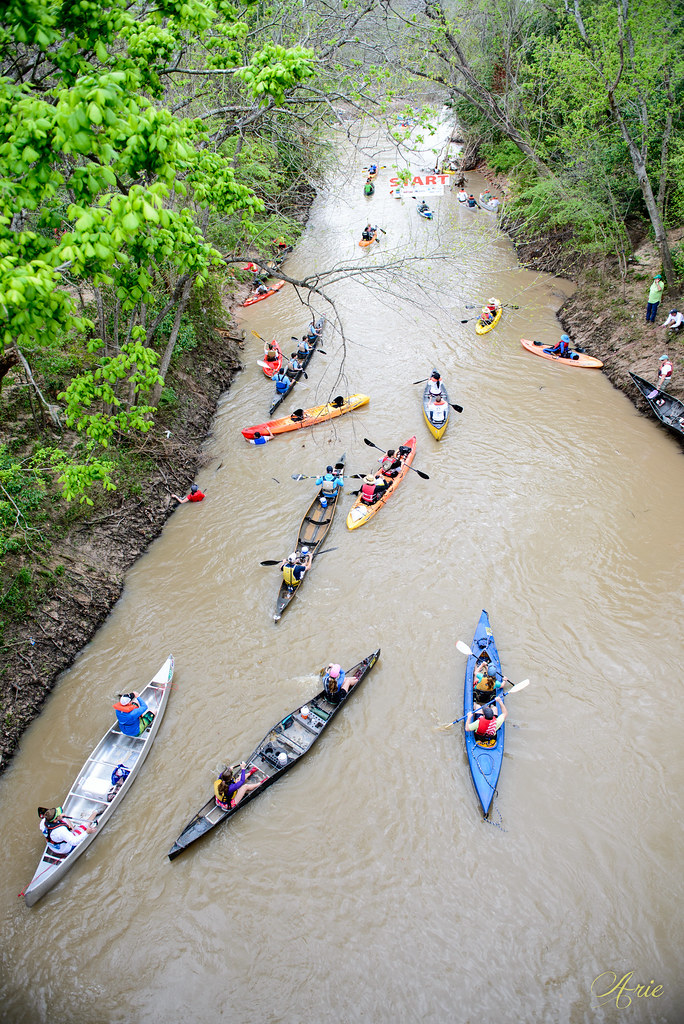 44th Annual Buffalo Bayou Partnership Regatta (2016)