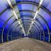 """Transparency"" Poplar DLR Station, London, UK by davidgutierrez.co.uk"