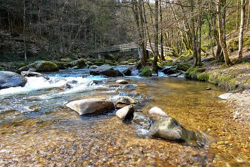f2 walimex rokinon samyang oberösterreich bach creek fluss landschaftsschutzgebiet feldaist feldaisttal aisttal aist mühlviertel österreich austria samyang12
