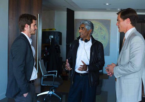 99 Homes - backstage