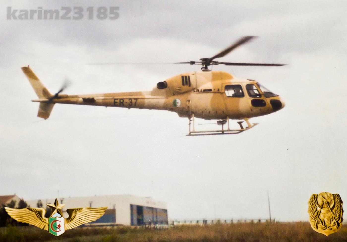 صور مروحيات القوات الجوية الجزائرية Ecureuil/Fennec ] AS-355N2 / AS-555N ] - صفحة 2 26029257841_f52bcb25c7_o