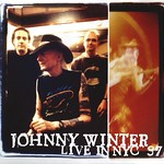 Johnny Winter's Live in NYC 1997