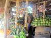Road side Vegetable shop
