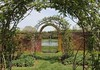 Ladew Gardens ~ beautiful gate - hff!