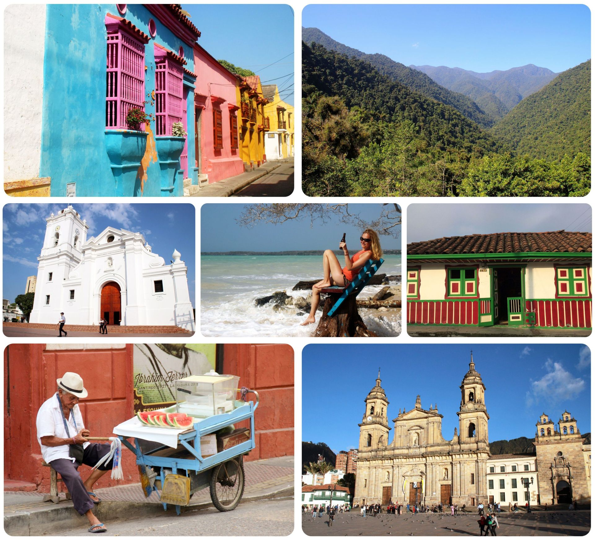 favorite travel moments in Colombia
