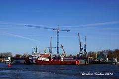 RHEINREISE mit MS ANESHA  / Köln - Amsterdam