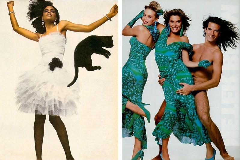 人類史上真正美麗與性感完美結合的物種—80年代超模19