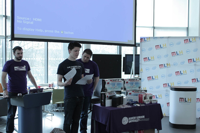 RGU Hackathon 16-17 April 2016