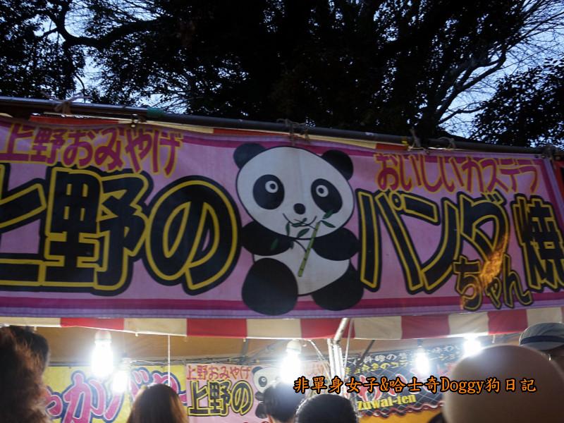 日本東京上野恩賜公園櫻花13