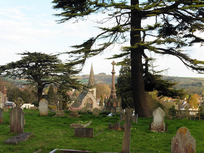 View of Christ Church