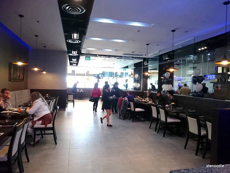 Diana's Oyster restaurant