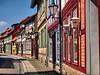 """Wernigerode - """"the colourful town in the Harz"""" - Green Street / Wernigerode - """"Die bunte Stadt am Harz"""" - Grüne Straße"""