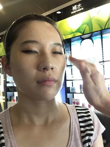 【轉貼】【保養】毛孔粗大好惱人呵護自己好好做點保養  Natural Beauty自然美 NB-1細緻毛孔臉部課程 (6)