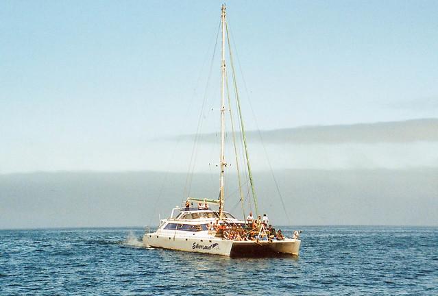 Katamaran Charter Walvis Bay
