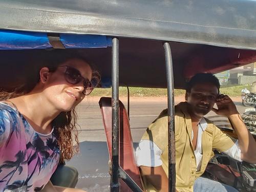 My tuktuk driver