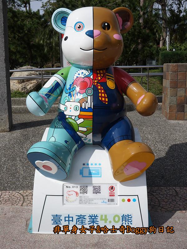 台中公園泰迪熊樂活熊嘉年華10